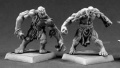 Necropolis Ghasts Warlord Miniature