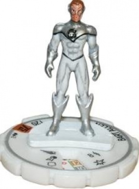 HeroClix: Bart Allen # W002 (Limited) - DC 75th Anniversary