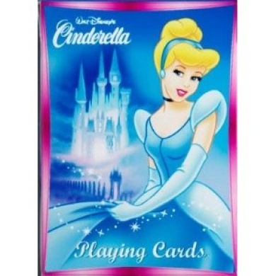 The U.S. Playing Card Co. Disney Cinderella Playing Cards