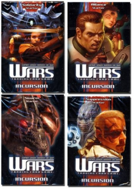 Wars: Incursion 4 Starter Deck Combo