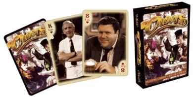 Aquarius Cheers 30th Anniversary Playing Cards