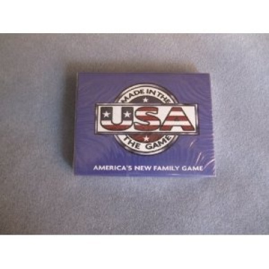 Made in the Usa, the Game