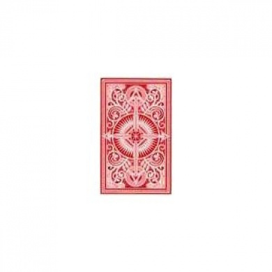 KEM Plastic Playing Cards - Arrow Design - Standard Deck w/ Jokers.