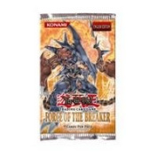 YuGiOh GX CCG Force of the Breaker 24 Count Booster Pack Box Lot [Toy]