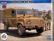 HobbyBoss 1/35 Land Rover Defender 110 Hardtop model kit