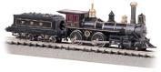 Bachmann Trains American 4-4-0 and Tender - Pennsylvania Railroad