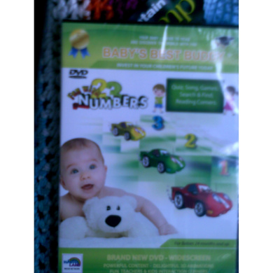DVD Fun with numbers babies  .