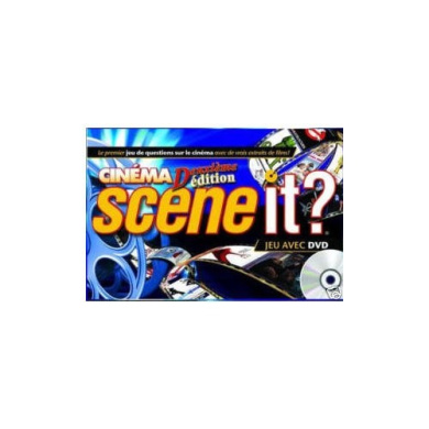 Scene It. Deluxe Movie Cinema 2nd Edition (French)