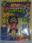 1991 Playmates Teenage Mutant Ninja Turtles Slam Dunkin' Don