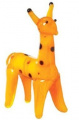 Miniature Glass Giraffe Figurine