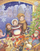 Toy Shop Advent Calendar with Story