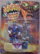 MONSTER FORCE LANCE MCGRUDER ACTION FIGURE