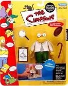 The Simpsons Series 7 Action Figure Hans Moleman