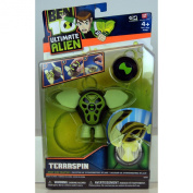 Ben 10 - Ultimate Alien - Deluxe Alien Collection - Terraspin - 37631