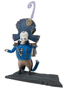 Corpse Bride Action Figure Dwarf General