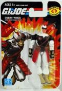 "GI Joe Real American Hero 3.75"" SLICE Cobra Ninja Action Figure Wave 01 [Toy]"
