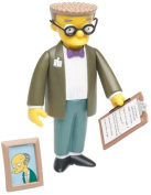 The Simpsons World of Interactive Figure - Smithers