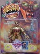 MONSTER FORCE TRIPP HANSON ACTION FIGURE