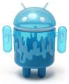 Android Mini Collectible Series 02 Iceberg 2/16 Ratio Vinyl Toy Robot Figure