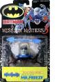 Batman Mission Masters 3 Virus Attack Mr. Freeze Action Figure