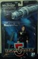 Babylon 5 Captain Sheridan Action Figure Signed by Bruce Boxleightner MOC #3510
