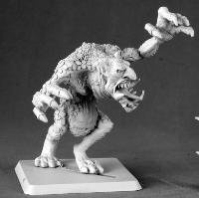 Pathfinder Miniatures: Troll Multi-Coloured