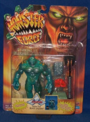 "5½"" Creature From the Black Lagoon Action Figure - Monster Force Striking At the Heart of Evil"