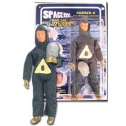 Space 1999 Series 3 Number 8 Action Figure