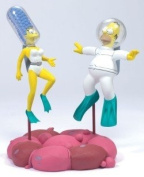The Simpsons Action Figures Series 1 - In the Belly of the Boss