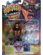 Monster Force Luke Talbot The Wolfman Action Figure