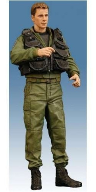 Stargate SG-1 Series 3 _ Colonel Mitchell Action Figure