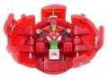 Bakugan B2 Bigger Brawlers LOOSE Single Figure Pyrus Nova 12 (Red) B2 Laserman