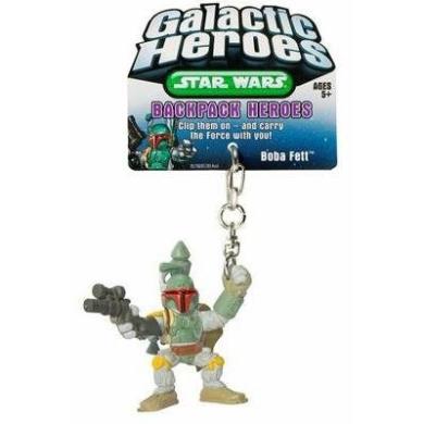 Star Wars GH BACKPACK DANGLER BOBA FETT