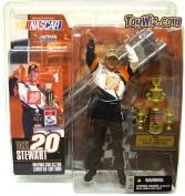 McFarlane Toys NASCAR Series 1 Action Figure Tony Stewart