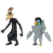 Phineas And Ferb Figure Pack Assortment 5 - DCOM Platyborg And Dr. Doof