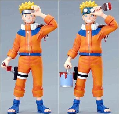 "Naruto: Collective File DX Naruto 5"" Action Figure"