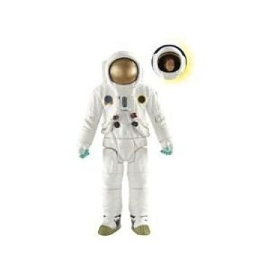 Doctor Who 13cm Action Figure: The Astronaut