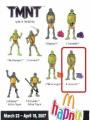 Mcdonalds Teenage Mutant Ninja Turtles Leonardo Toy 2007
