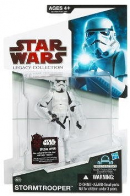 Star Wars Legacy Collection 9.5cm Stormtrooper Action Figure
