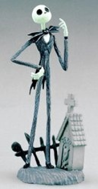 Disney Magical Collection Figure No. 91 The Nightmare Before Christmas Jack Skellington