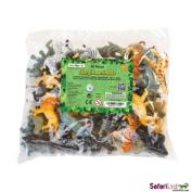 Safari Ltd - Jungle Animals Playset Figures Value Bulk Bag