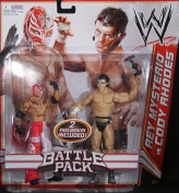 CODY RHODES & REY MYSTERIO - WWE 2-PACKS 13 WWE TOY WRESTLING ACTION FIGURES
