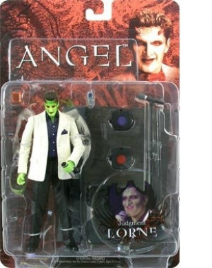 "Buffy/Angel: ""Judgement"" Lorne (the Host) Action Figure"