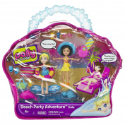 Polly Pocket Beach Party Adventure Playset