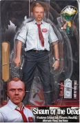 """NECA Cult Classics Series 4 Action Figure Shaun From """"Shaun of the Dead"""""""