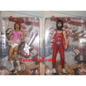 Cheech and Chong Up in Smoke Movie Action Figures by NECA