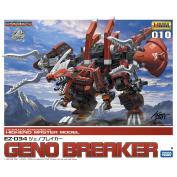 Zoids Tomy Japanese Model Kit ZD019 Geno Breaker