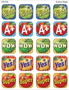 Teacher Created Resources Tcr5744 Sw Words To Inspire 120 Stickers