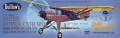 Piper Super Cub 95 - Flying Model Kit - 20 Wing Span - Guillow's
