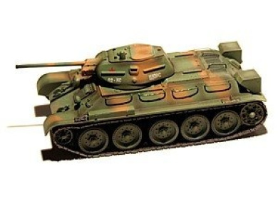 T-34/76 Model 1942 Tank Russian Army South Russia (Built-Up Plastic) Easy Model MRC